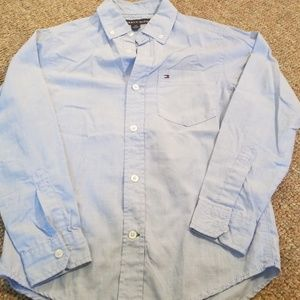 Worn once Tommy hilfiger button down shirt
